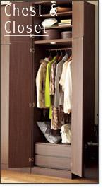 衣類収納家具のイメージ画像